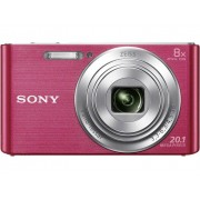 Sony Cyber-Shot DSC-W830P Digitalkamera 20.1 Megapixel Zoom (optisk): 8 x Rosa