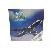 Schabak Boeing 747 Diecast 1:250 Scale Accurately Detailed Supermodel Air France Airplane Replica