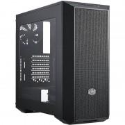 Carcasa MasterBox 5 Window, MiddleTower, Fara sursa, Negru