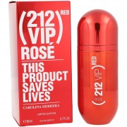 212 Vip Rose Red 80 ml Eau de Parfum de Carolina Herrera