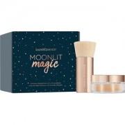 bareMinerals Face Makeup Foundation Moonlit Magic Set Original SPF 15 Foundation Light 8 g + Brush 1 Stk.