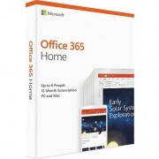 Microsoft Office 365 Home Premium 1 an (6GQ-01016)