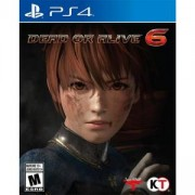 Игра Dead or Alive 6 за Playstation 4