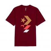 CONVERSE T-Shirt Repeated Star Chevron