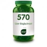 570 IJzer bisglycinaat 15 mg - 90 Capsules AOV