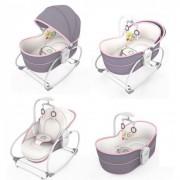 Cangaroo Ležaljka-kolevka za bebe Ava Purple (CAN7829)