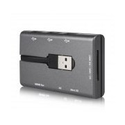 CARD READER USB 2.0 CF/SD/SDHC/SDXC/XD/MS/MSPRO