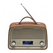 Denver Digitales Retro Radio mit DAB+ und UKW
