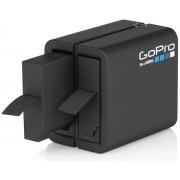 Incarcator GoPro AHBBP-401, Dual, pentru HERO4
