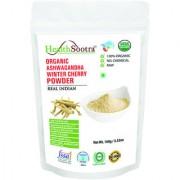 Healthsootra Organic Ashwagandha Powder 200 Gm ( pack of 2 ) USDA / NPOP Certified organic