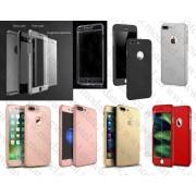 Apple iPhone 7 Plus / iPhone 8 Plus (калъф пластик) 360 градуса