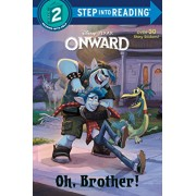 Oh, Brother! (Disney/Pixar Onward), Paperback/Random House Disney