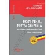 Drept penal. Partea generala. Editia a 2-a- 2015