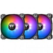 THERMALTAKE 3 VENTOLE CASE PURE PLUS 12 LED RGB + CTRL