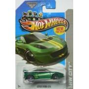 2013 Hot Wheels Hw City Lotus Evora Gt4