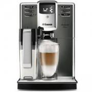 Автоматична еспресо машина Philips Saeco Incanto, 7 вида кафе напитки, Приставка за разпенване, Кана за мляко, HD8922/09