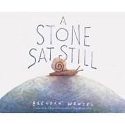 A Stone Sat Still, Hardcover/Brendan Wenzel