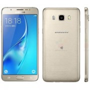 Smartphone Samsung Galaxy J5 Gold, memorie 16 GB, ram 2 GB, 5.2 inch, android 6.0.1 Marshmallow