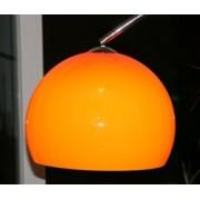 Schirm für Bogenlampe, Ø 40cm, Kunststoff ~ Variantenangebot