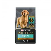 Purina Pro Plan Focus Puppy Chicken & Rice Formula Dry Dog Food, 34-lb bag