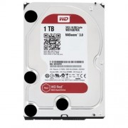 Hard Disk Drive Western Digital RED 3.5'' HDD 1TB 5400RPM SATA III 6Gb/s 64MB | WD10EFRX - 1TB