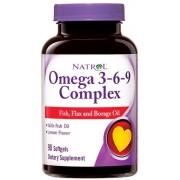 Omega 3-6-9 Complex 90 Softgels