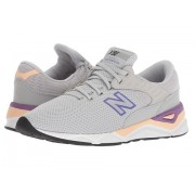 New Balance KJX90v1G (Big Kid) Rain CloudPale Blue