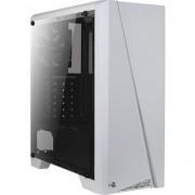Carcasa pc , Aerocool , Cylon RGB ATX USB 3.0 , alb