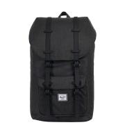 Herschel Supply Co Little America 25L Backpack Black Crosshatch