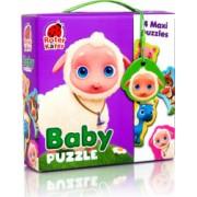 Puzzle Maxi Bebelusi Animale de la Ferma 13 piese RK1210-01 1 Roter Kafer