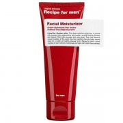 Recipe for men Facial Moisturizer, Recipe for men