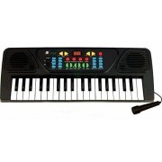BS-3768 Musical Melody Mixing Electronic Keyboard, Multi Colour