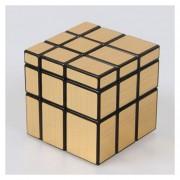 Cubo De Rubik 3x3 Mirror ShengShou - Dorado