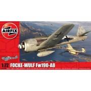 Airfix FOCKE WULF 190A8 repülőgép makett A01020A