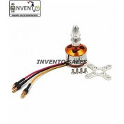 Invento 2pcs 2200KV BLDC Motor + 2pcs 40A ESC for Quadcopter Helicopter Airplane RC Car