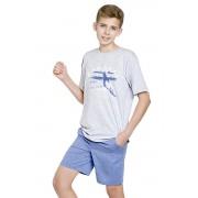 Pijama gri Karl surfing 146