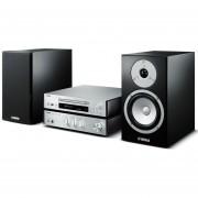 Minicomponente Yamaha MCRN670S Wi-Fi MusicCast Plata