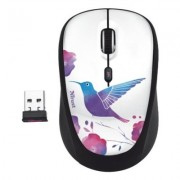 Trust Yvi Wireless Mouse - bird + EKSPRESOWA WYSY?KA W 24H