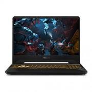 "Asus TUF Gaming Laptop, 15.6"" 120Hz Full HD IPS-Type, AMD Ryzen 7 R7-3750H, GeForce GTX 1660 Ti, 8GB DDR4, 1TB FireCuda SSHD, Gigabit Wi-Fi 5, Windows 10 Home, TUF505DU-KB71"