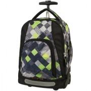 Target školska torba sa točkićima Trolley Green 16273