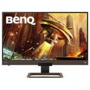 Монитор BenQ EX2780Q, 144Hz, IPS, 27 инча, Wide, 2K, HDR, HDMI, DisplayPort, USB-C, черен, BENQ-MON-EX2780Q
