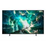 Televizor LED Samsung 82RU8002, 207 cm, 4K Ultra HD, Dolby Digital Plus (20W), Procesor Quad-core, Smart TV, Wi-Fi, Bluetooth de energie scazuta, CI+, Clasa energetica A, Gri titan