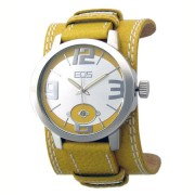 EOS New York SPEEDWAY Watch Yellow 12S