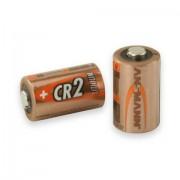 Batteria al litio CR2 da 3V (per macchine fotografiche) Ansmann - 1 pezzo