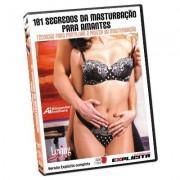 DVD 101 Segredos Da Masturbação Para Amantes Loving Sex