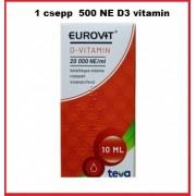 D vitamin 2500NE kapszula 60x Dr. Aliment *