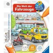 Daniela Betz - tiptoi® Wieso? Weshalb? Warum? 12: tiptoi® Die Welt der Fahrzeuge - Preis vom 24.05.2020 05:02:09 h