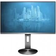 AOC LED monitor AOC I2490PXQU/BT, 60.5 cm (23.8 palec),1920 x 1080 px 4 ms, IPS LED HDMI™, DisplayPort, VGA, USB 3.0, na sluchátka (jack 3,5 mm)