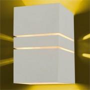 Arandela Ideal 982 TV - USO EXTERNO C/ lamp Led 5W BQ