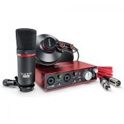 Focusrite Scarlett 2i2 Studio 2nd Gen Audio Interface